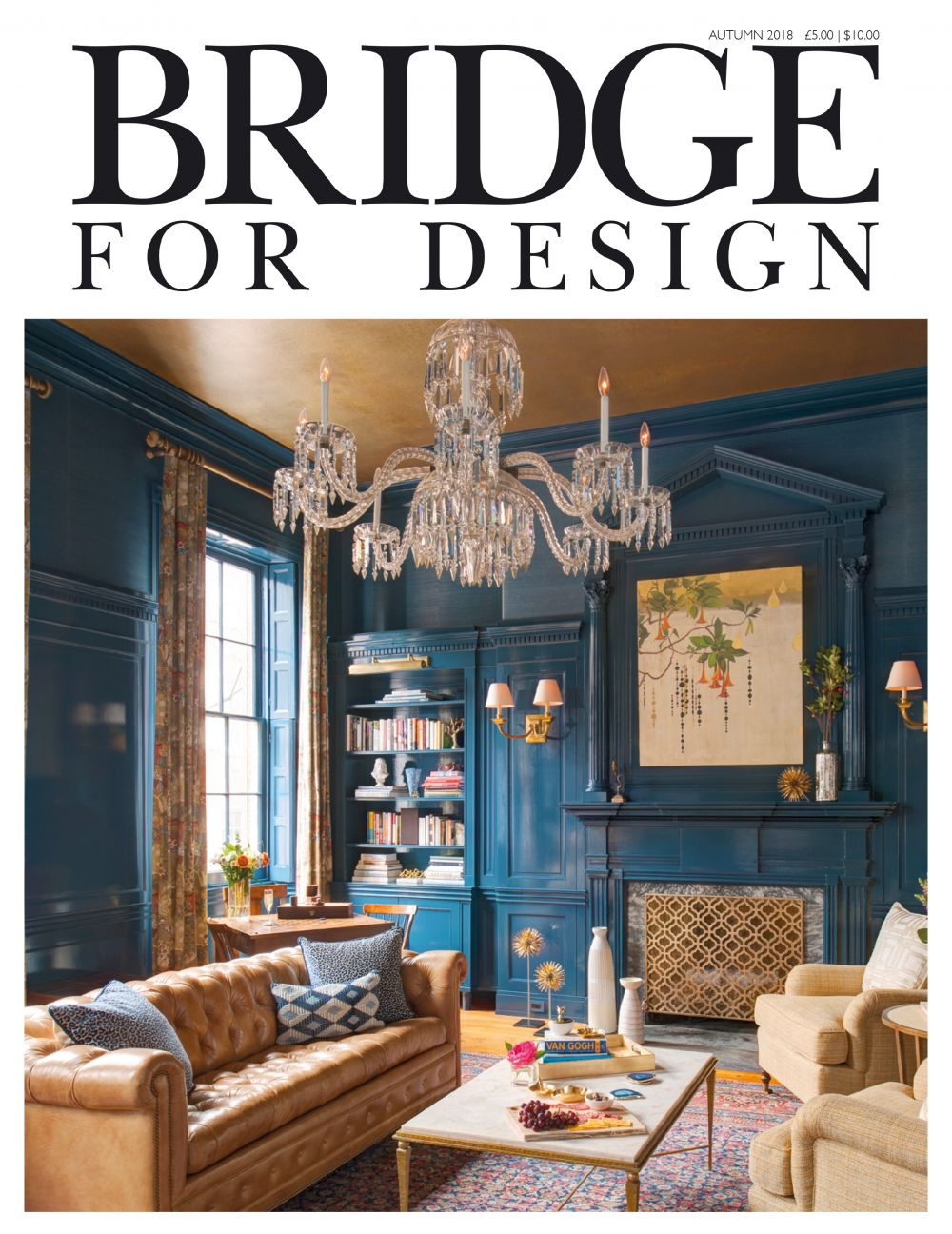 Bridge For Design magazine cover