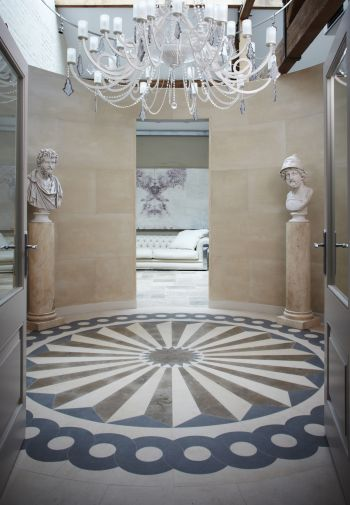 Decorative Stone Floors