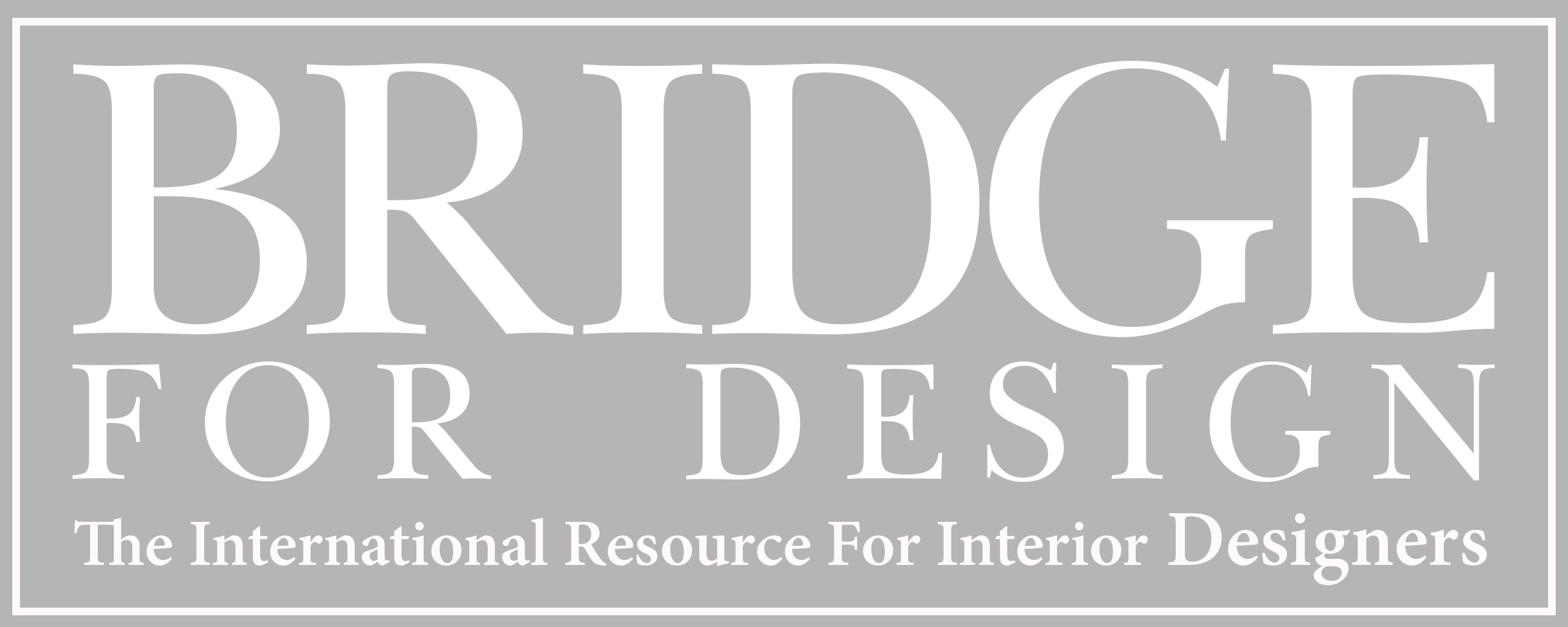 Bridge For Design Logo